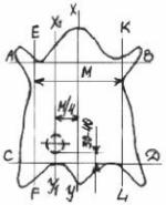 Замша техническая ГОСТ 3717-84